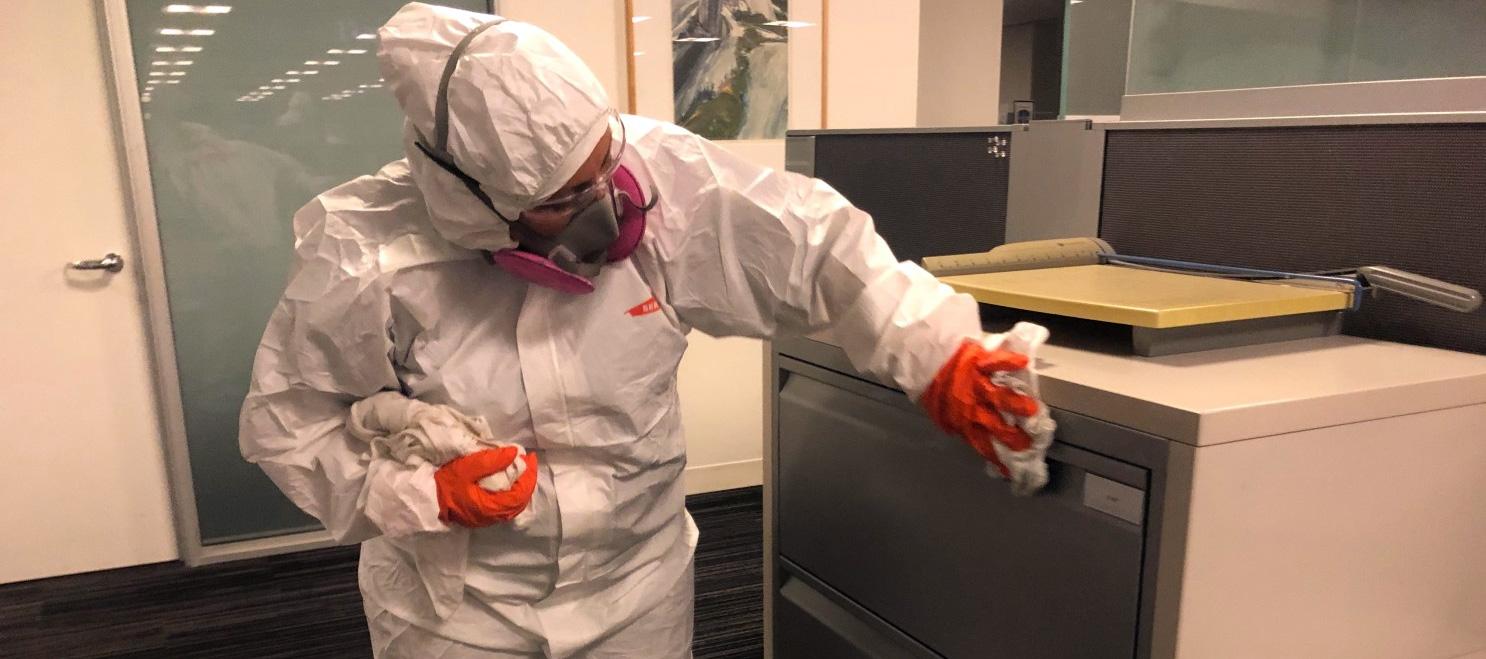desinfecciones con virucidas en Valladolid